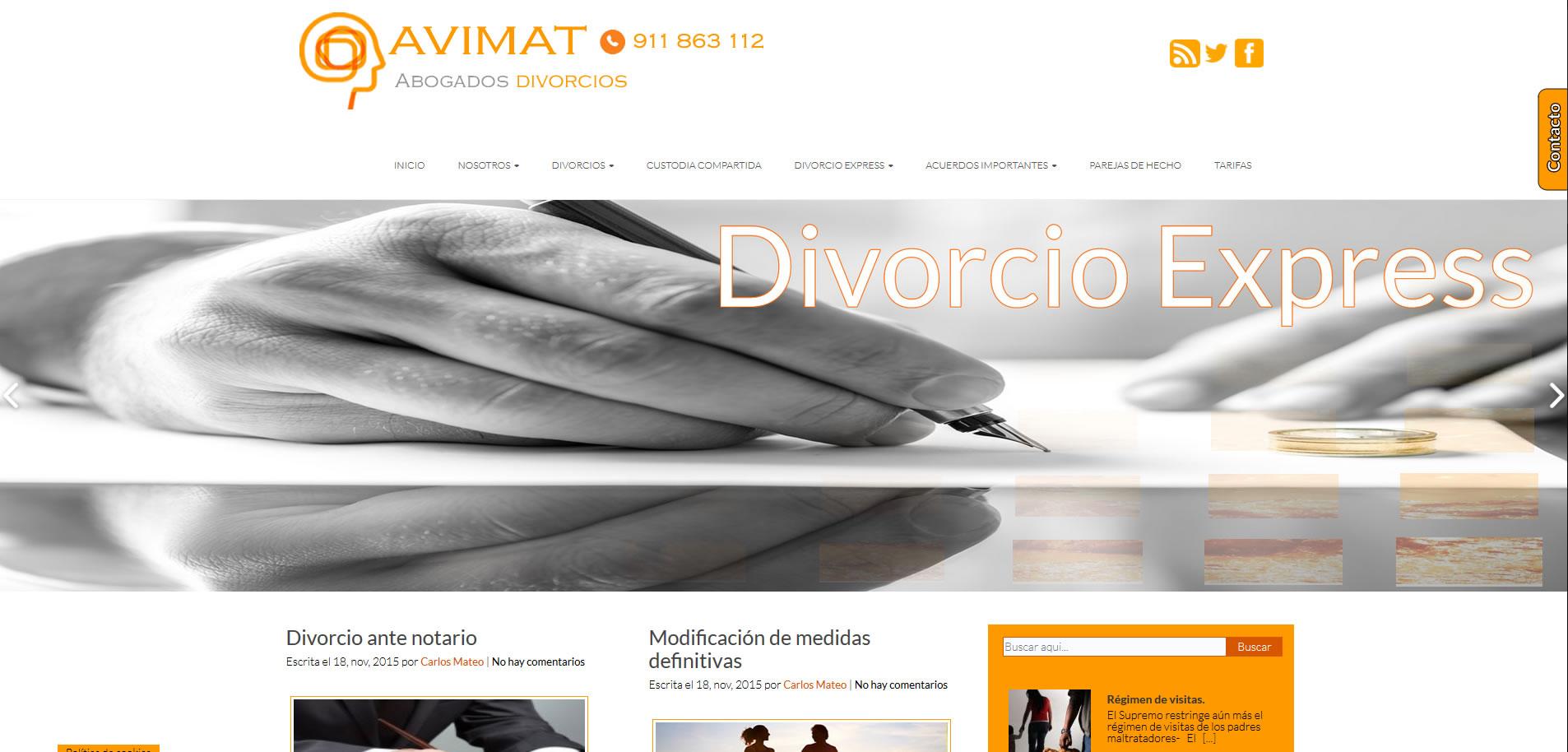 Avimat Divorcios